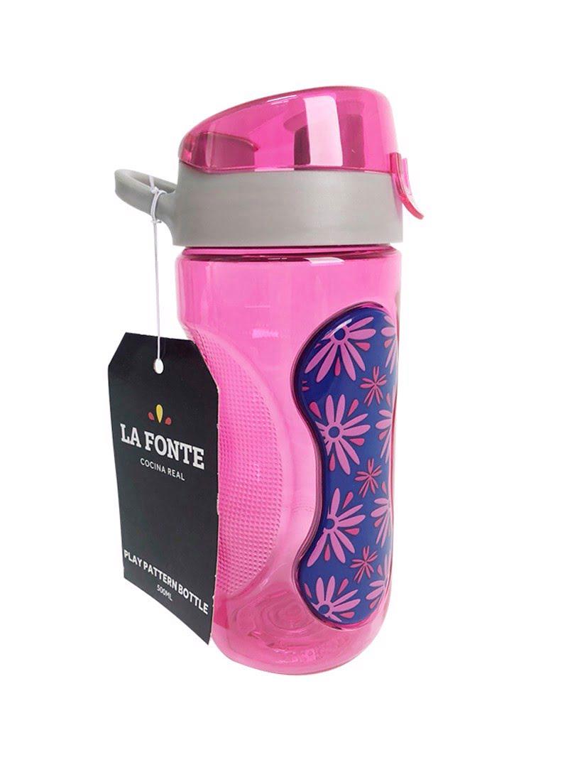 Bình nước uống thể thao Lafonte (500ml)