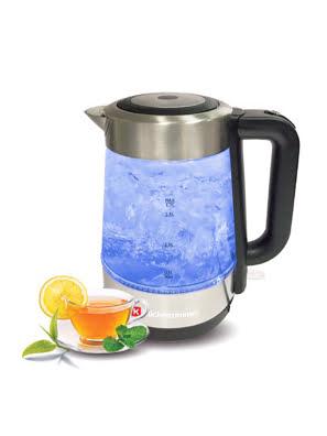 Ấm đun nước thủy tinh Kuchenzimmer (1.7 lít)