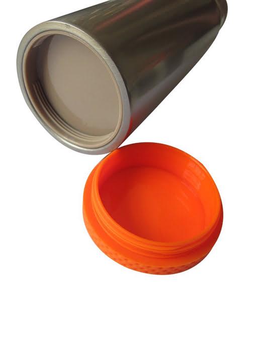 Bình giữ nhiệt La Fonte 370ml màu inox - 000907