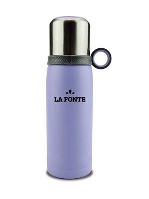 Bình giữ nhiệt La Fonte 600ml màu tím - 3000747