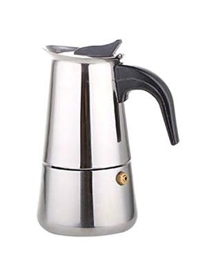 Bình pha cà phê bằng inox La Fonte 200ml - HI-14-SSCP3404