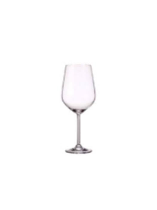Bộ 6 ly rượu đỏ Globo - Bohemia