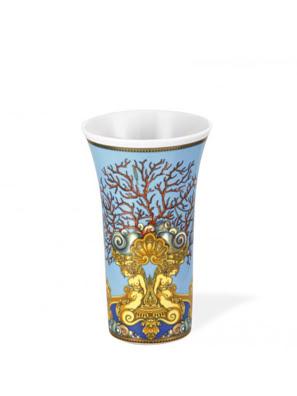 Bình hoa Versace Les Trésos De La Mer bằng sứ 26cm - 102817.26026