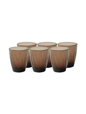 Bộ 6 ly thuỷ tinh Duralex Beau Rivage Creole 250ml màu creole - 1008CR06A0111