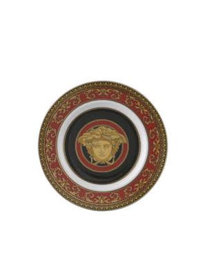 Đĩa bằng sứ 18cm Versace Vanity - 403608.10218