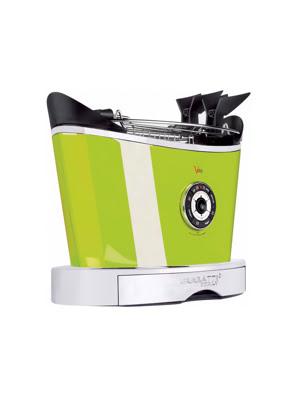 Máy nướng bánh mì Bugatti màu táo xanh 13-VOLOCM