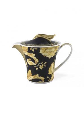Bình trà bằng sứ Versace Vanity 1.2 lít - 403608.14230