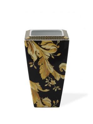 Bình hoa bằng sứ Versace Vanity 24cm - 403608.26024