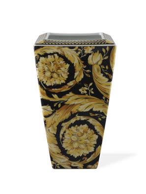 Bình hoa bằng sứ Versace Vanity 32cm - 403608.26032