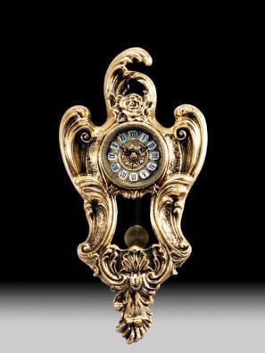 Đồng hồ treo tường bằng đồng Virtus - 5418