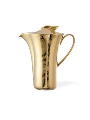 Bình cà phê bằng sứ Versace Vanity La Dorée - 403627.14030
