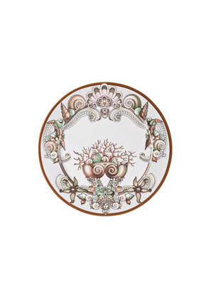 Đĩa service plate Versace Les Étoiles de la Mer bằng sứ 33cm