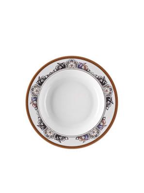 Đĩa soup Versace Les Étoiles de la Mer bằng sứ 22cm