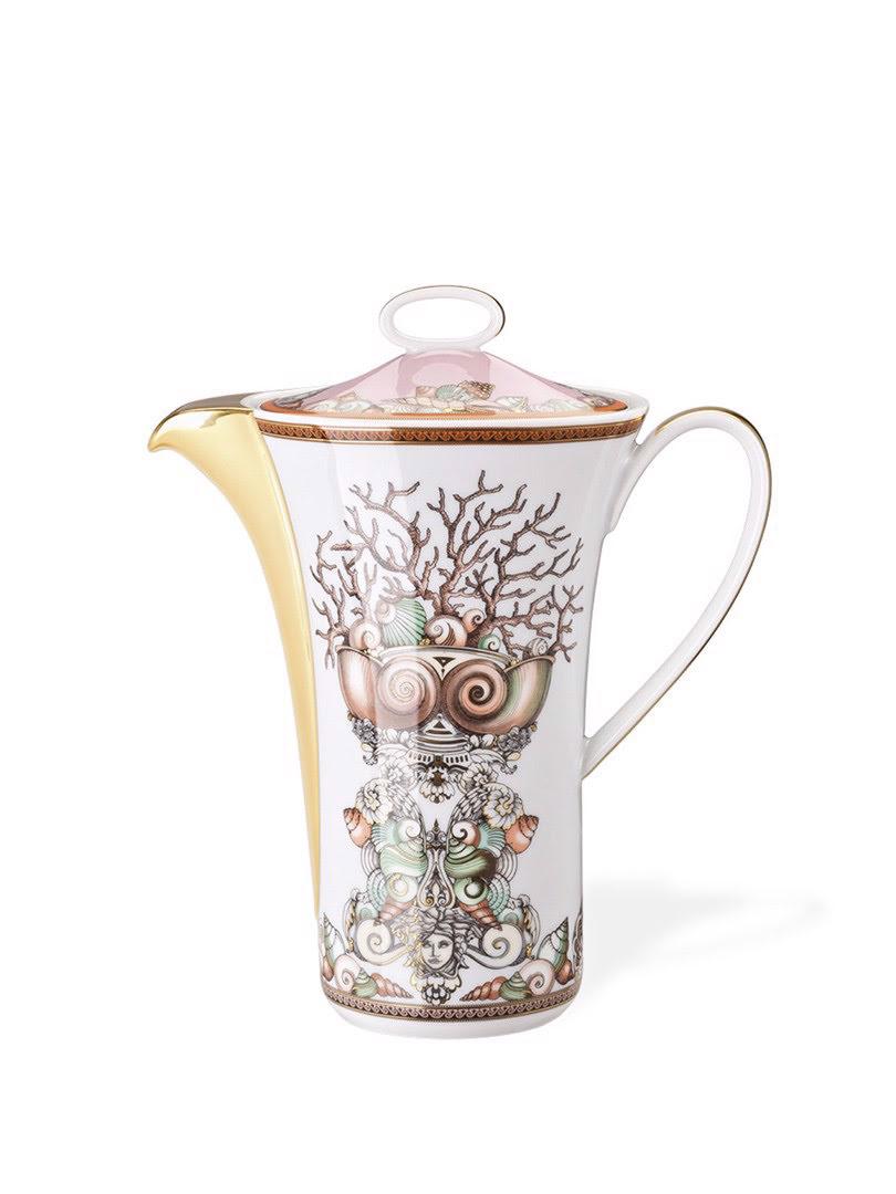 Bình cà phê cao Versace-Les Étoiles de la Mer