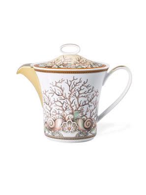 Bình trà Versace Les Étoiles de la Mer bằng sứ