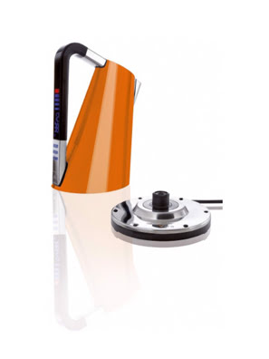 Ấm đun nước Bugatti màu cam 1,7L 14-VERACO