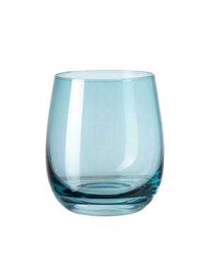 Ly rượu mạnh 360ml màu Azzurro Leonardo Germany