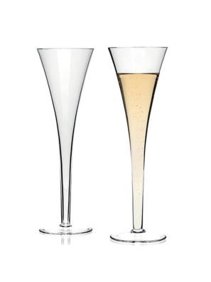 Bộ 2 ly champagne Leonardo Germany