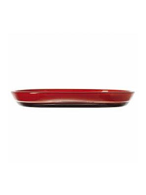 Dĩa Leonardo màu đỏ 175mm