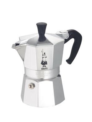 Bình pha cà phê Bialetti Moka 6 cup - 990001163/AP