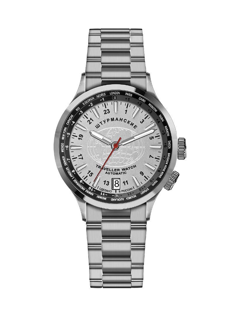 Đồng hồ đeo tay tự động Sturmanskie Traveller 2431/2255286