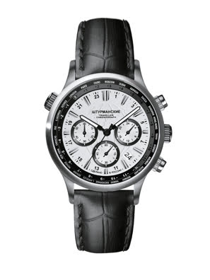 Picture of Đồng hồ đeo tay Sturmanskie Traveller GMT Chrono Quartz VD53/3385878