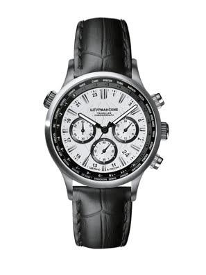 Đồng hồ đeo tay Sturmanskie Traveller GMT Chrono Quartz VD53/3385878