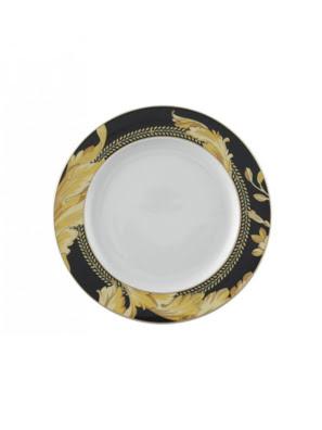 Đĩa bằng sứ 22cm Versace Vanity - 403608.10222