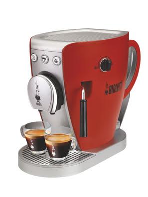 Máy pha cà phê Bialetti Tazzissima Rossa CF37 màu đỏ - 012370110