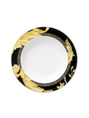 Đĩa ăn soup Versace Vanity 22cm - 403608.10322