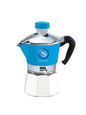Bình pha cà phê thể thao Napoli Bialetti Moka Melody 3 cup - 990004382