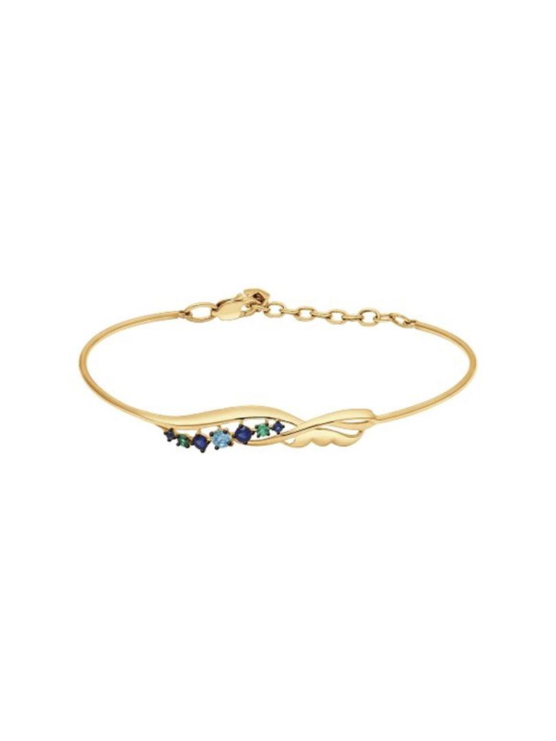Vòng đeo tay vàng kim cương zirconia - 050916