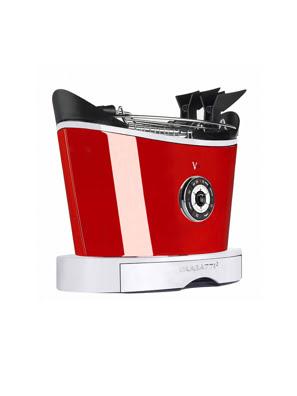 Máy nướng bánh mì Bugatti màu đỏ 13-VOLOC3