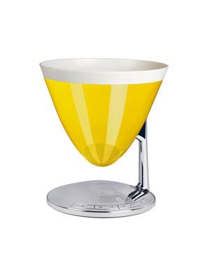 Cân điện tử dùng trong bếp Bugatti Uma màu vàng 56-UMAC6