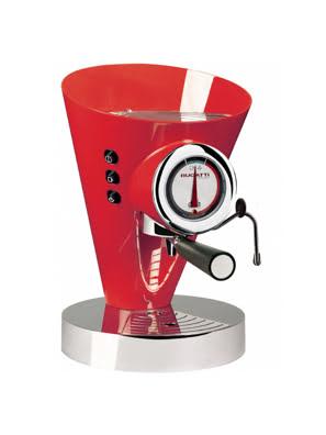 Máy pha cà phê Bugatti Diva Evolution đỏ 15-EDIVAC3