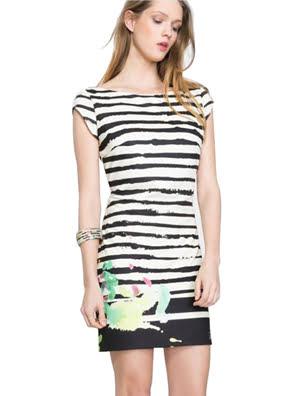 Váy ngắn tay nữ size XS - 61V20N71010XS