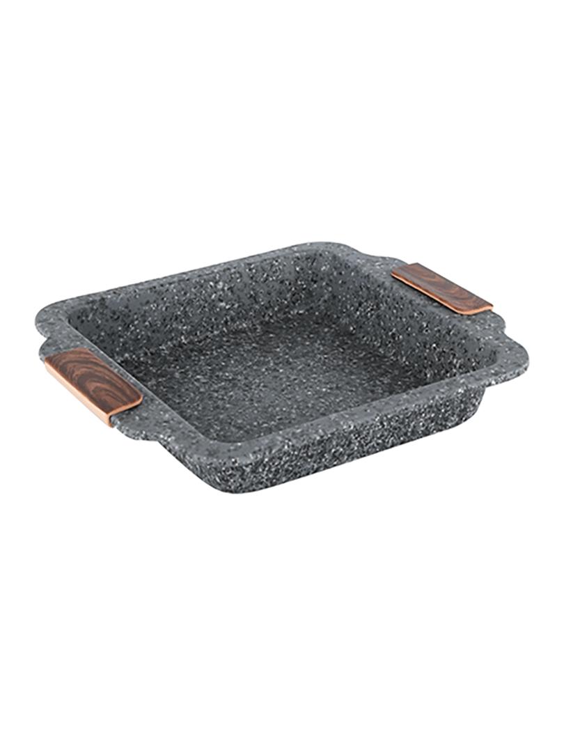 Khuôn nướng bánh CS STEINFURT chống dính phủ đá 27x23cm - 064174