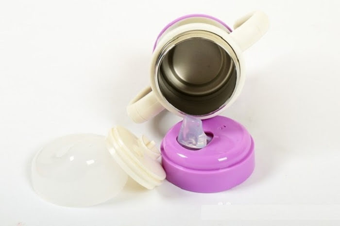 Bình giữ nhiệt cho em bé Carlmann 220ml - BES-X10