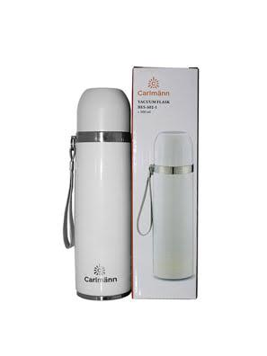 Bình giữ nhiệt nóng lạnh Carlmann màu trắng sữa - BES502-1