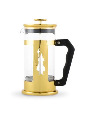 Bình pha cà phê Bialetti Press kiểu Pháp Preziosa Gold Collection màu vàng 350ml - 0006840