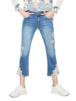 Picture of Quần Jean DENIM TROUSERS JEANS CLARO - 18SWDD505007