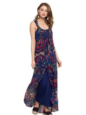 váy maxi Dresses MARINO - 73V2EW25001