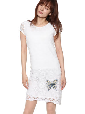 Váy ngắn tay Dresses BLANCO - 74V2WG91000