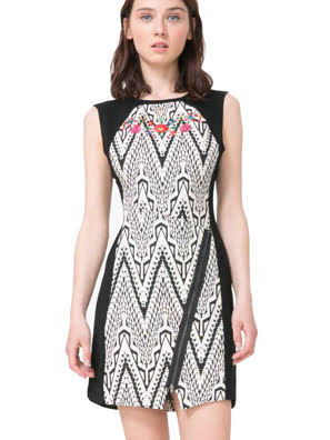 Váy nữ - 71V2YP12000