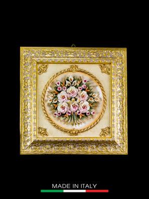 Khung tranh trang trí hình hoa và biển Arte Ca.Sa. 5474
