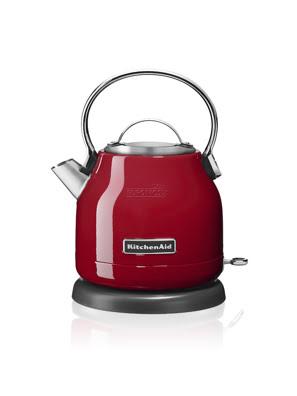 Ấm đun nước siêu tốc KitchenAid 1,25L màu đỏ
