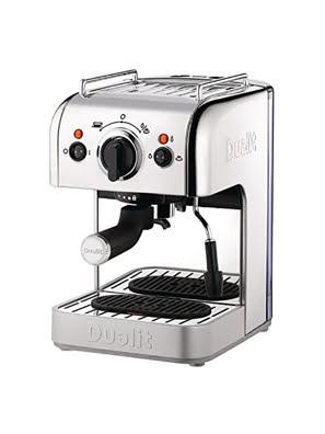 Máy pha cà phê Dualit DCM2X 3 trong 1 Espressivo 1,5 lít 1250 watt - 1084450