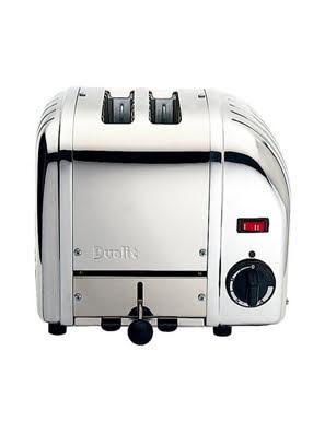 Máy nướng bánh mì 2 ngăn Dualit Vario mạ chrome - 1020258