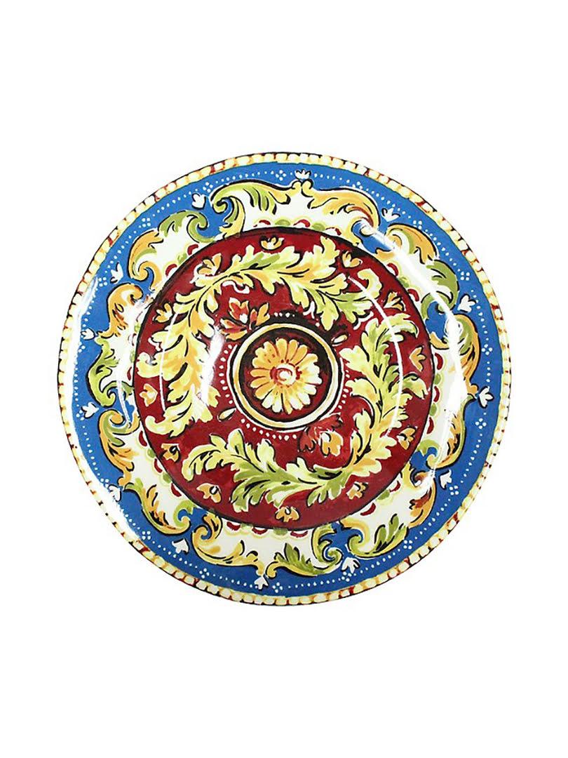 Dĩa sứ Moriitalia Oberon Blue 30cm - 41210