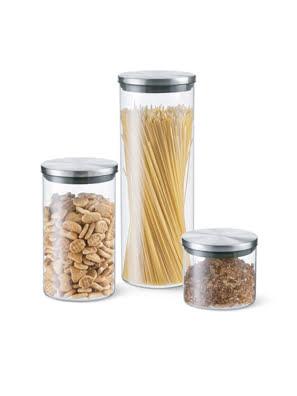 Bộ hộp thực phẩm Moriitalia Borosilicate - 9801A000